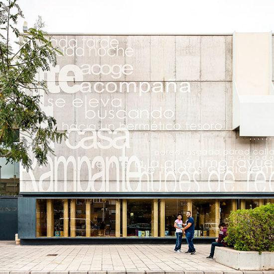 Biblioteca de San Vicente. Edificio dotacional. Arquitectos Alicante. Eneseis Arquitectura