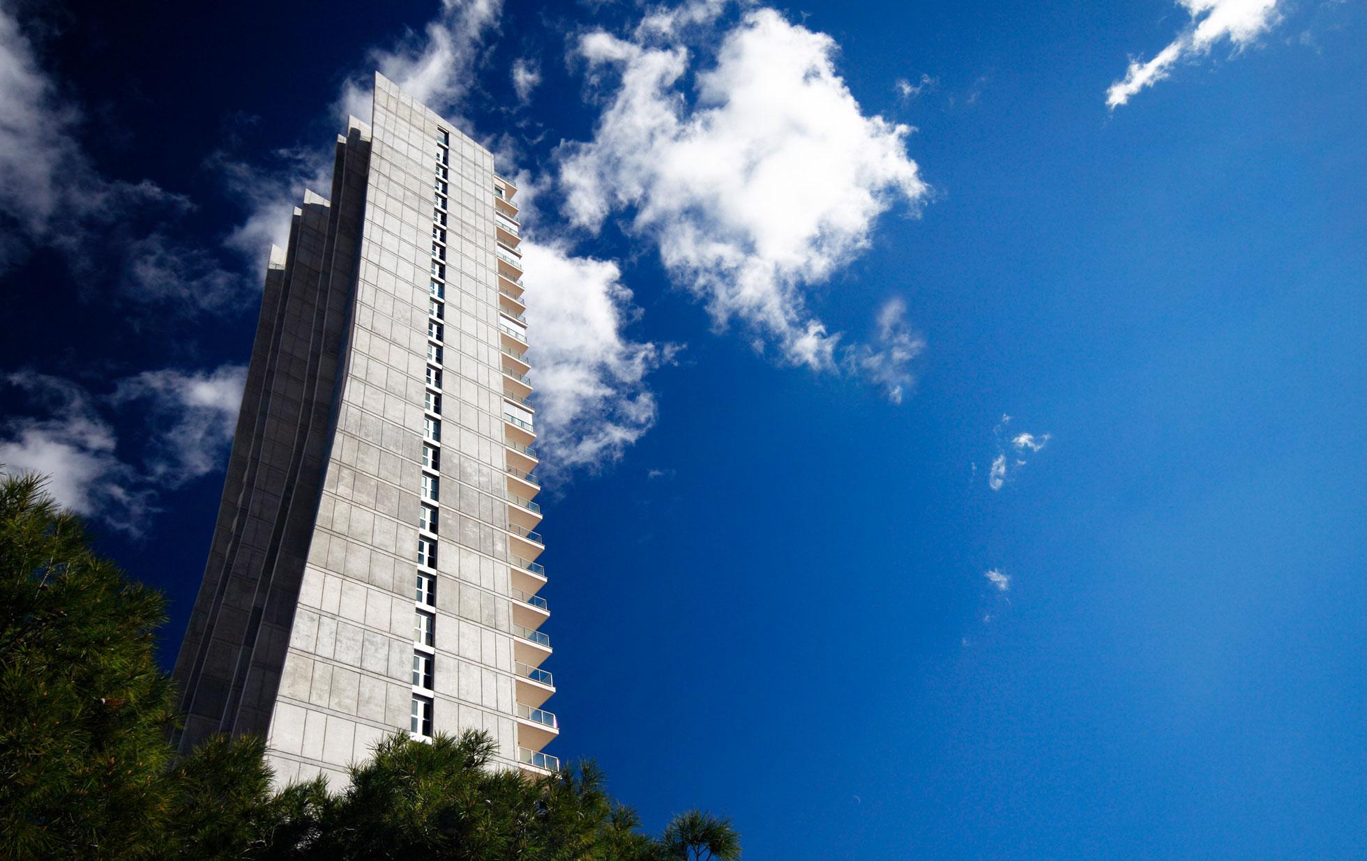 Residencial Torres Miragolf. Arquitectos Benidorm. Arquitectos Alicante. Arquitectos Costa Blanca. eneseis Arquitectura