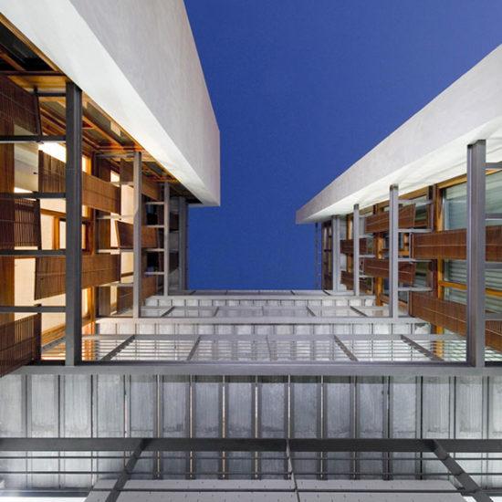 Residencial Abad Nájera. Edificio viviendas y oficinas. Arquitectos Alicante. Arquitectos Costa Blanca. eneseis Arquitectura