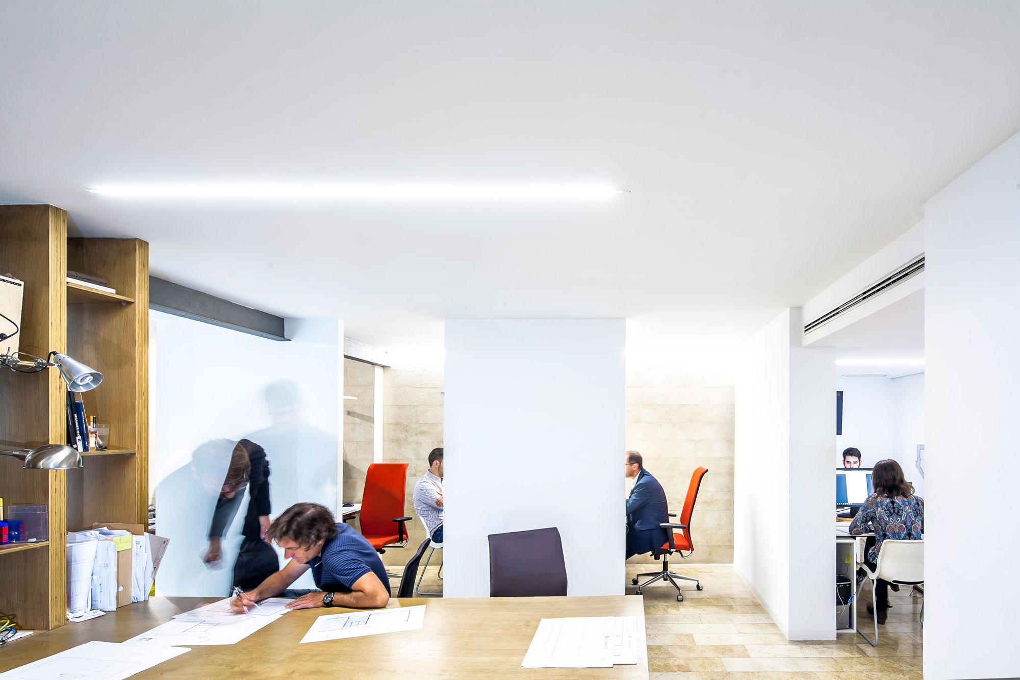 oficinas eneseis. Arquitectos Alicante. eneseis Arquitectura