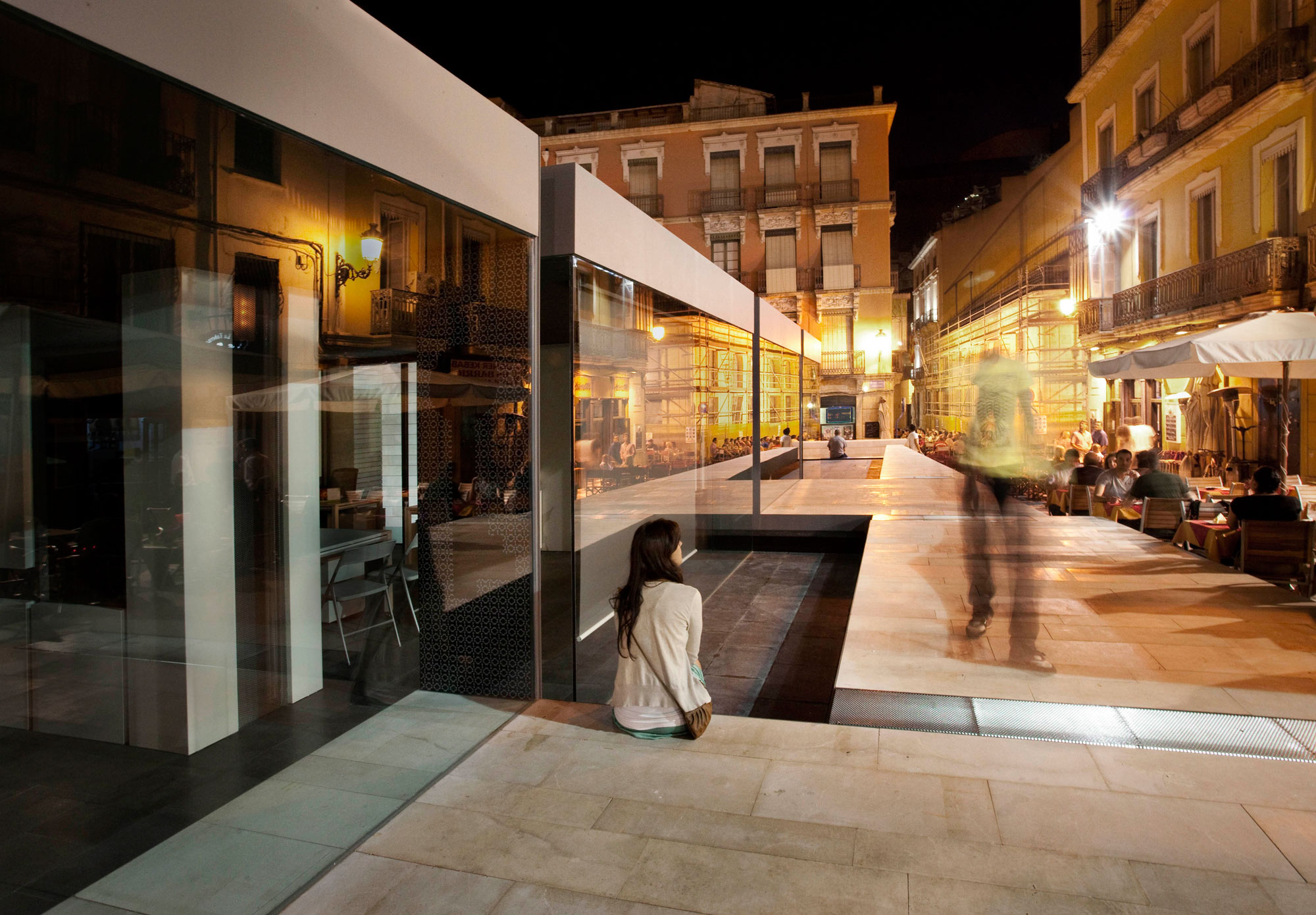 Centro Cultural el Claustro. Edificio dotacional. Arquitectos Alicante. Eneseis Arquitectura
