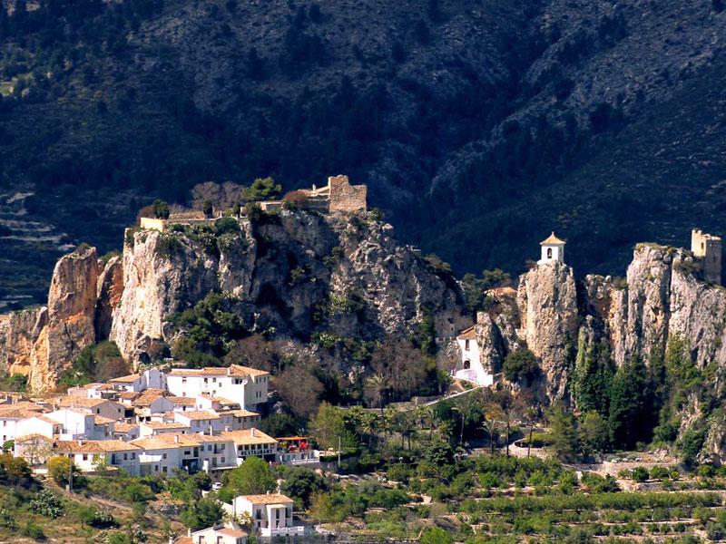 Rehabilitación integral del patrimonio Guadalest. Edificio dotacional. Arquitectos Alicante. Eneseis Arquitectura