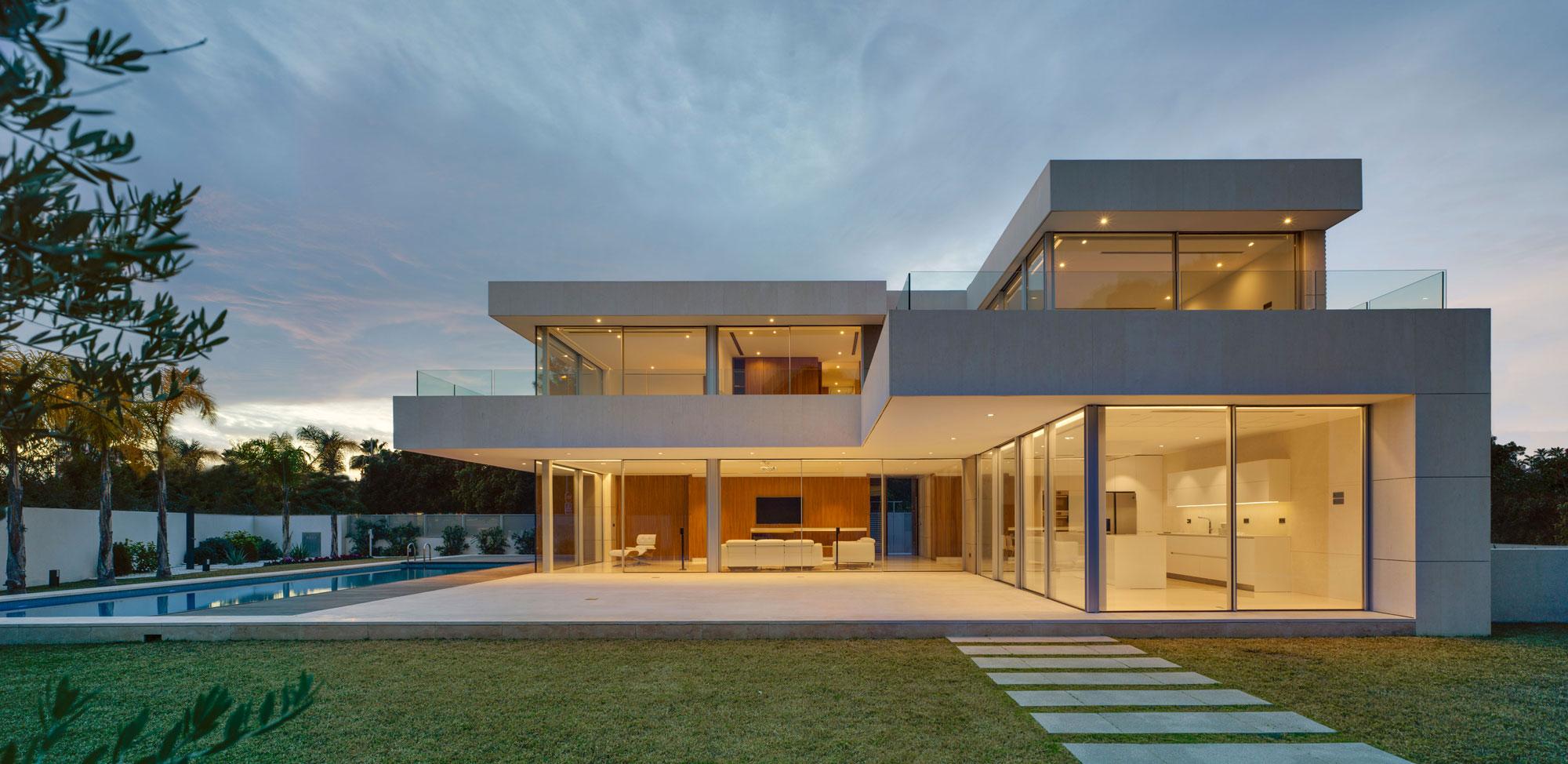 Vivienda Unifamiliar. Casa Muchavista. Casa ecológica en Alicante. Arquitectos Alicante. Arquitectos Altea. eneseis Arquitectura