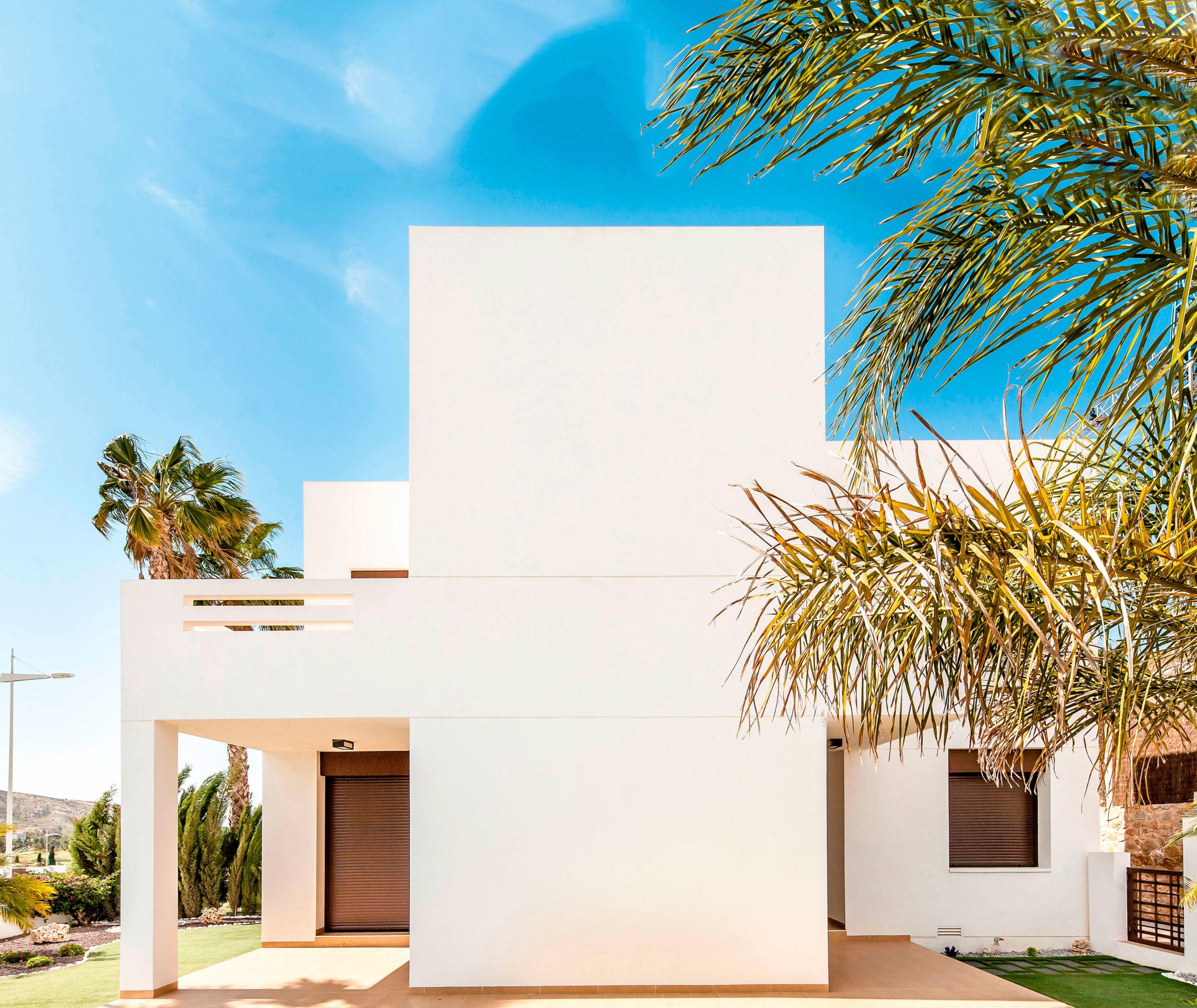 Residencial Lagos. Residencial Campo de Golf. Arquitectos Alicante. eneseis Arquitectura