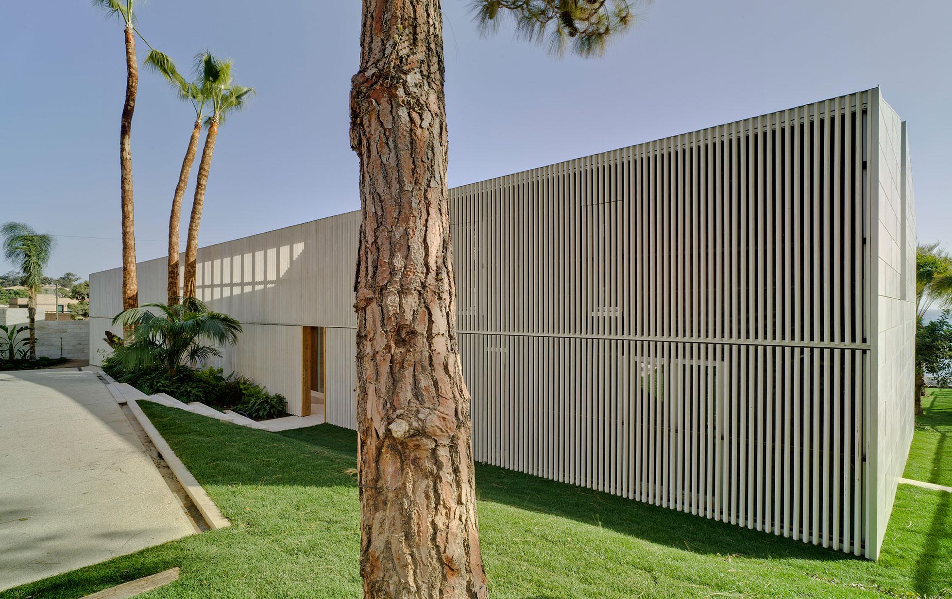 Vivienda Unifamiliar. Casa Catamarán. Casa ecológica en Alicante. Arquitectos Alicante. Arquitectos Altea. eneseis Arquitectura