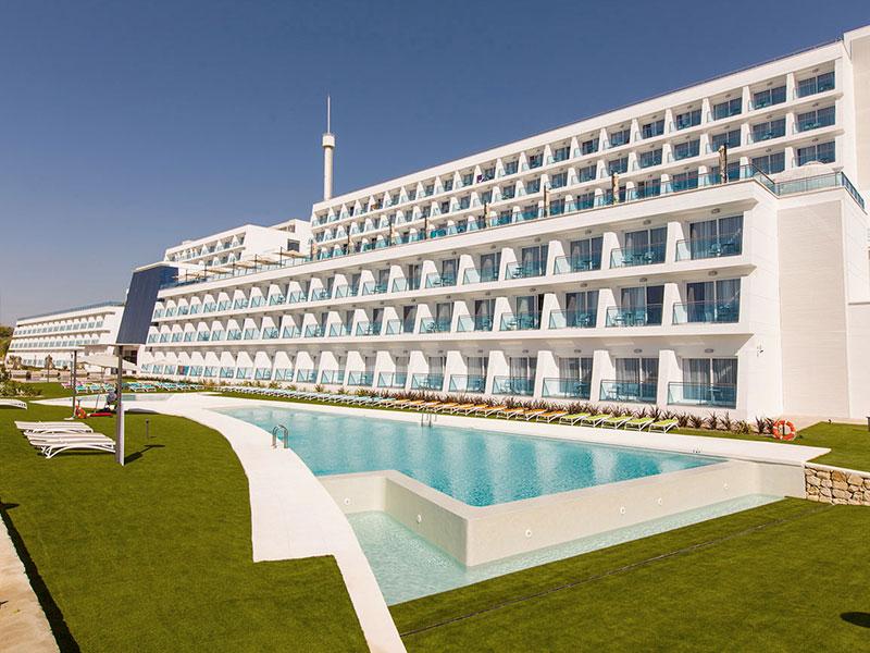 Proyecto hotelero en Benidorm. Arquitectos Alicante. Arquitectos Benidorm. eneseis Arquitectura