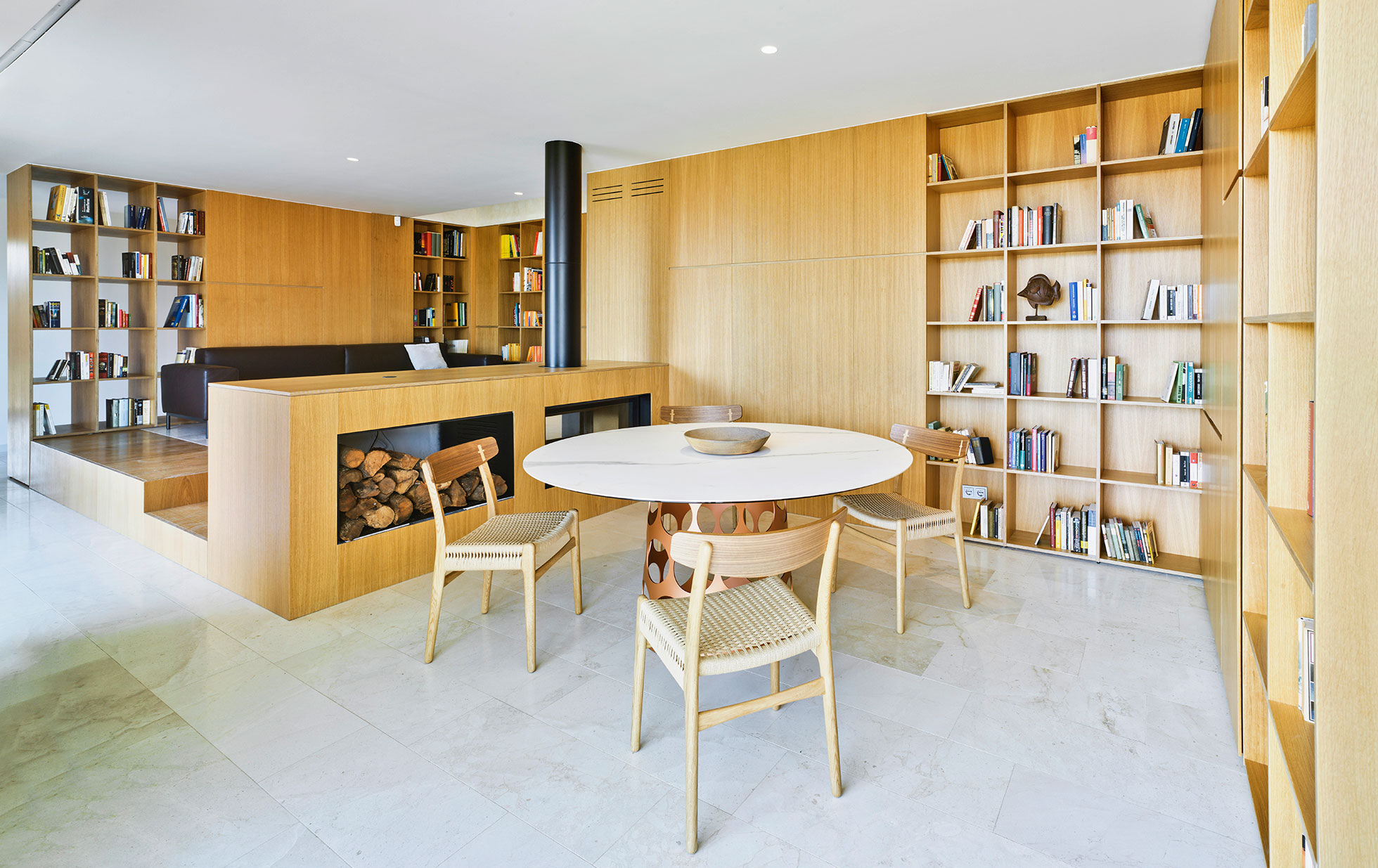 Vivienda Unifamiliar. Casas enlazadas. Casa ecológica en Alicante. Arquitectos Alicante. Arquitectos Altea. eneseis Arquitectura