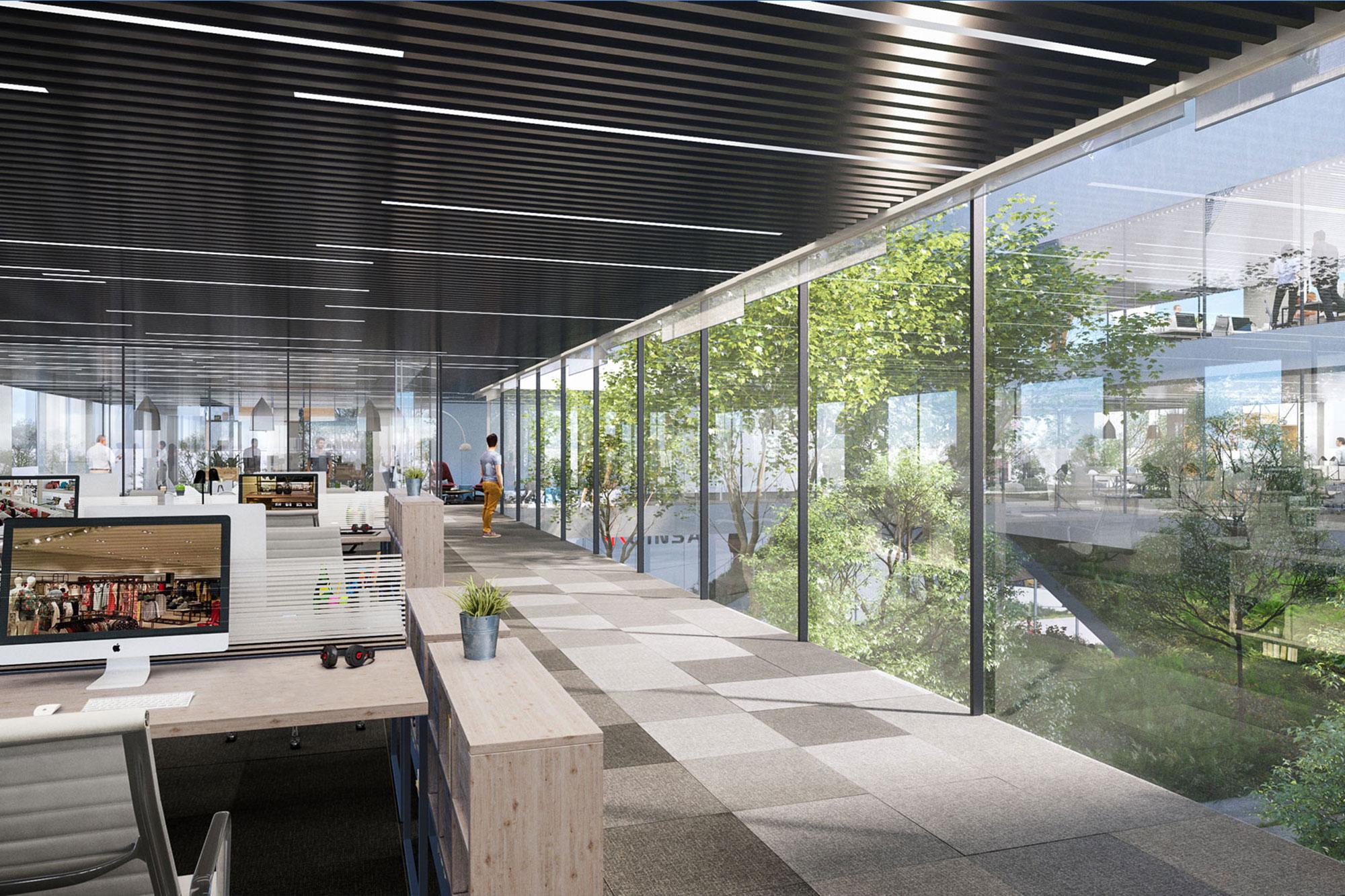 Edificio de Oficinas. Arquitectos Madrid. Arquitectos Alicante